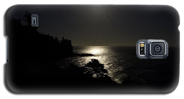 Moon Over Dor Galaxy S5 Case by Brent L Ander
