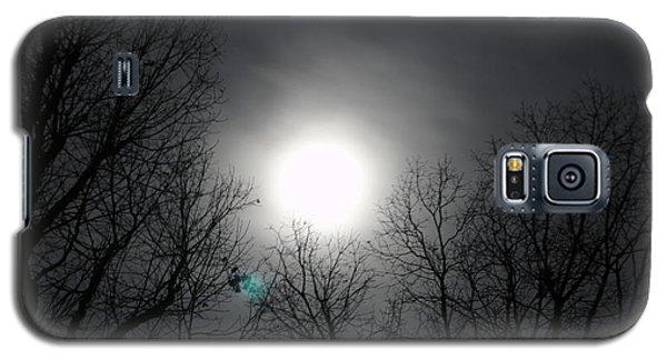 Moonlight Carolina Galaxy S5 Case