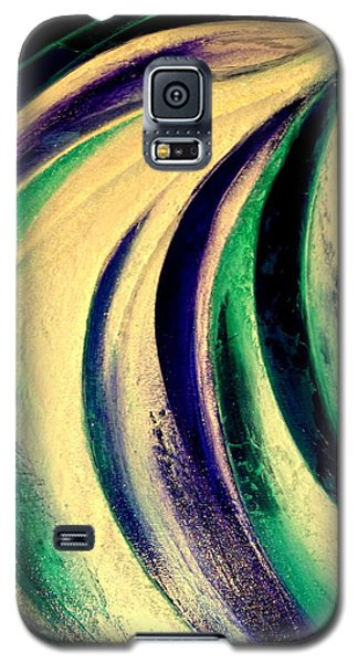 Moonlight In Water Fall Galaxy S5 Case