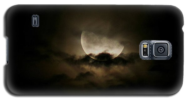 Galaxy S5 Case featuring the photograph Moonlight by Karen Harrison