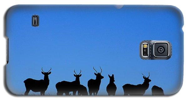 Moonlighting Galaxy S5 Case
