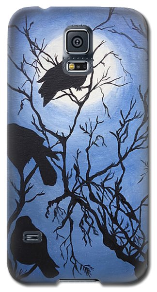 Moonlit Roost Galaxy S5 Case