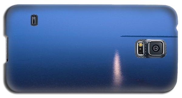 Moonrise On Lake Superior Galaxy S5 Case
