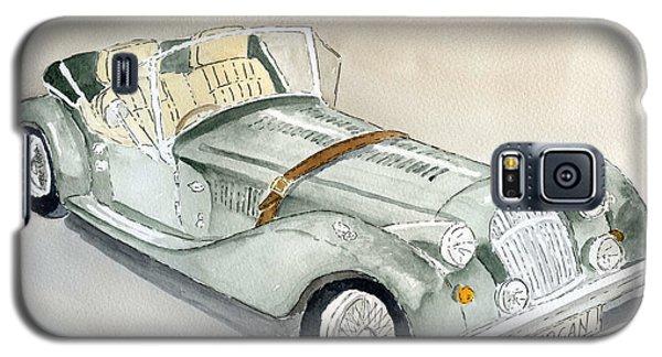 Morgan Sports Car Galaxy S5 Case