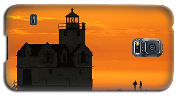 Morning Friends Galaxy S5 Case