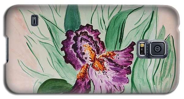 Morning Iris Galaxy S5 Case
