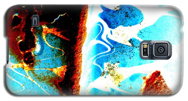 Galaxy S5 Case featuring the photograph Moses' Part by Amy Sorrell