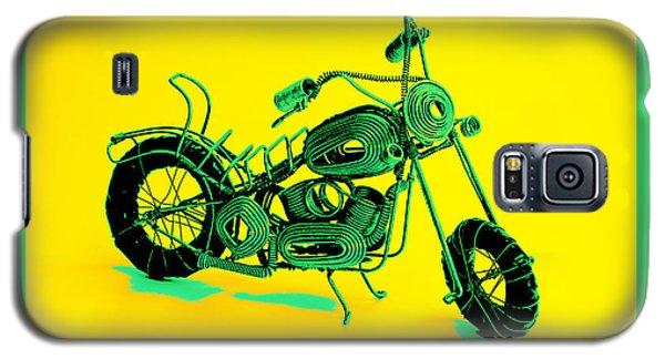 Motorbike 1b Galaxy S5 Case