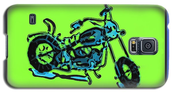 Motorbike 1c Galaxy S5 Case