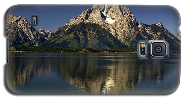 Galaxy S5 Case featuring the photograph Moujnt Moran 5 by Marty Koch