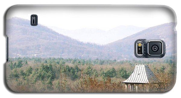 Mountains At Biltmore Galaxy S5 Case