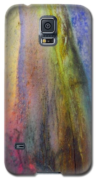 Galaxy S5 Case featuring the digital art Move On by Richard Laeton