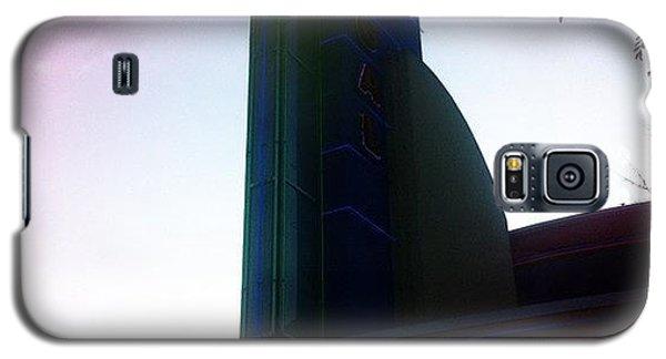 Movie Galaxy S5 Case - #movie #theatre #cinema #theatre by James Roberts