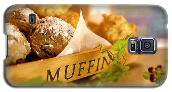 Muffins Fresh And Warm Galaxy S5 Case by Bruce Stanfield