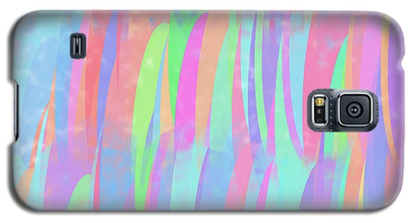 Multicolor Verticals Galaxy S5 Case
