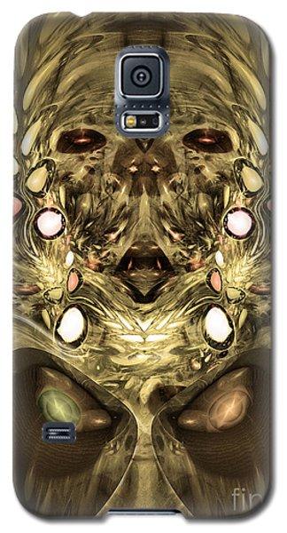 Mummy - Abstract Digital Art Galaxy S5 Case