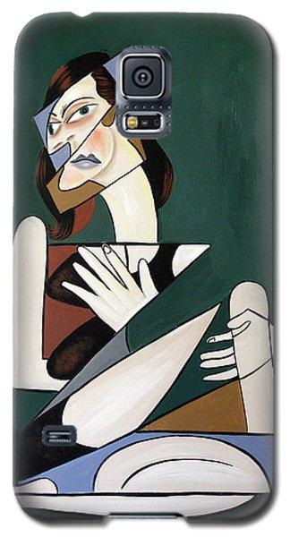 My Broken Heart Galaxy S5 Case