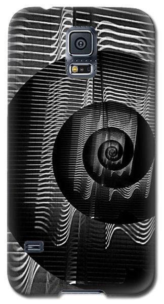 My Curtains Digitized  Galaxy S5 Case