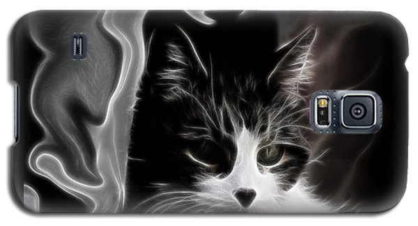 Galaxy S5 Case featuring the digital art My Girl - Memories Of Cika by Maciek Froncisz