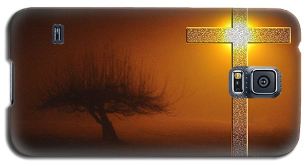 Galaxy S5 Case featuring the photograph My Life In God's Hands by Clayton Bruster