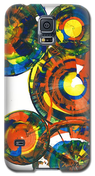 My Spheres Show Happiness  864.121811 Galaxy S5 Case