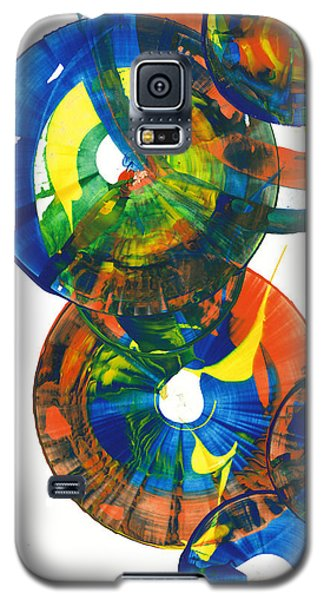 My Spherical Joy '' Jump Up ''  858.121711 Galaxy S5 Case
