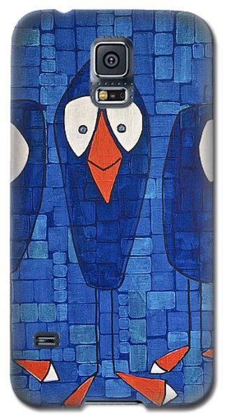 My Three Birds Galaxy S5 Case