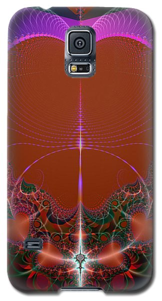 Galaxy S5 Case featuring the digital art My Valentine by Ester  Rogers