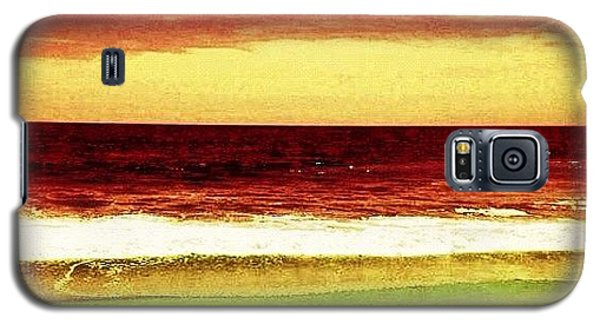 Beautiful Galaxy S5 Case - #myrtlebeach #ocean #colourful by Katie Williams