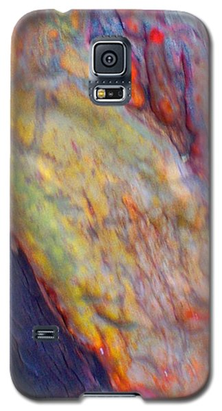 Galaxy S5 Case featuring the digital art Mystics Of The Night by Richard Laeton