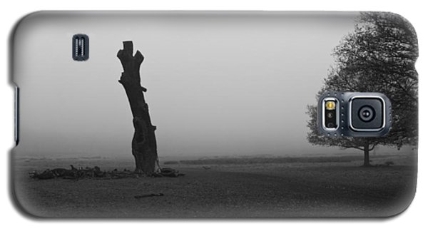 Galaxy S5 Case featuring the photograph Naked Tree by Maj Seda