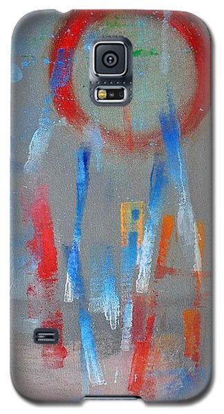 Native American Abstract Galaxy S5 Case