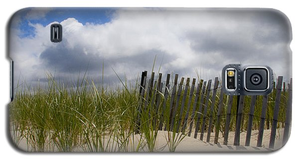 Galaxy S5 Case featuring the photograph Nauset Dune by Michael Friedman