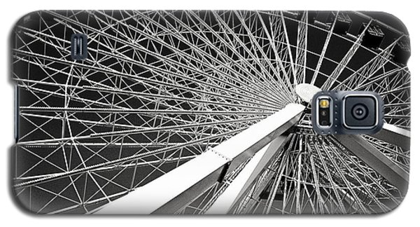 Navy Pier Ferris Wheel Galaxy S5 Case