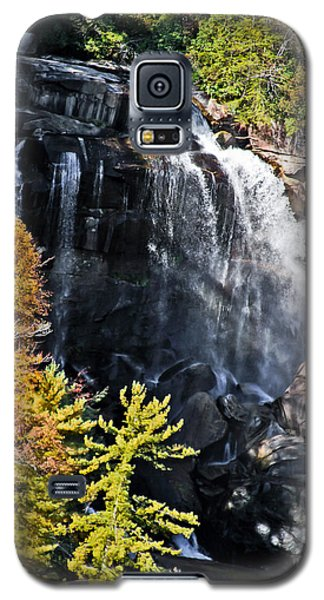 Nc Waterfalls Galaxy S5 Case by Ronald Lutz