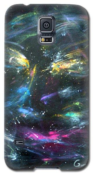 Nebula's Face Galaxy S5 Case