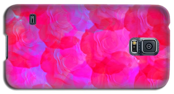 Neon Roses Galaxy S5 Case