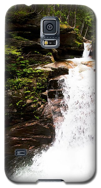 New Hampshire Waterfall Galaxy S5 Case