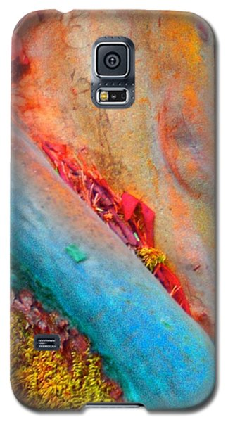 Galaxy S5 Case featuring the digital art New Way by Richard Laeton