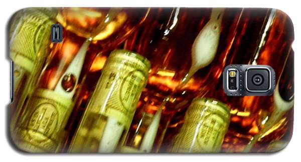 Galaxy S5 Case featuring the photograph New Wine by Lainie Wrightson