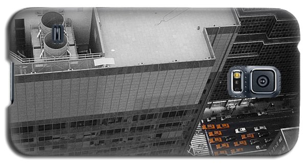 New York Cabs Galaxy S5 Case by Naxart Studio