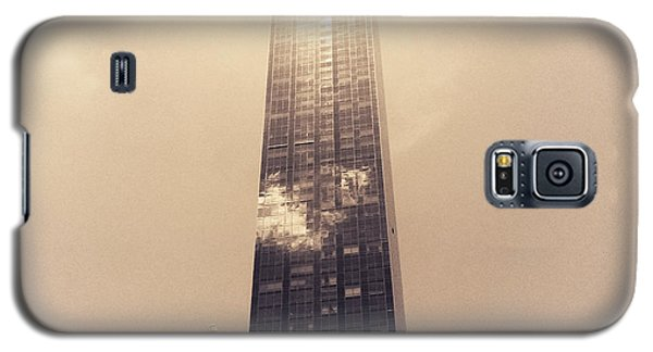 New York City Glimmers And Reflections Galaxy S5 Case by Vivienne Gucwa