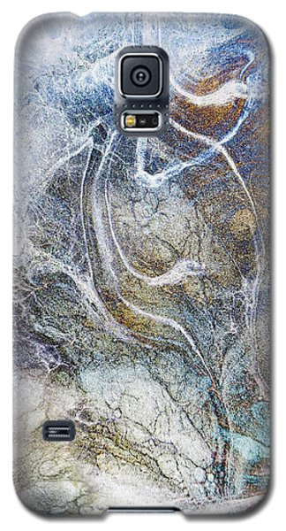 Night Blizzard Galaxy S5 Case by Francesa Miller