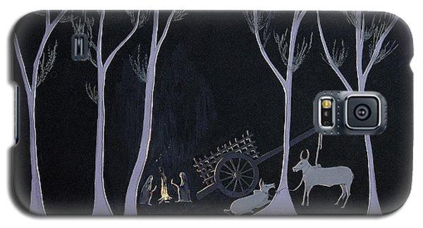 Night Halt Galaxy S5 Case by Vilas Malankar