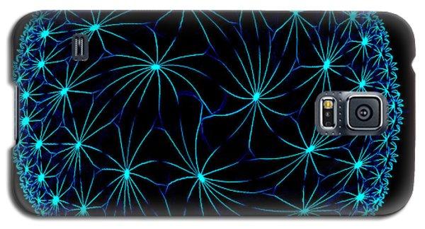 Night Spiders Galaxy S5 Case by Danuta Bennett