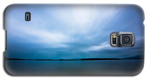 Nightfall On The Lake II Galaxy S5 Case