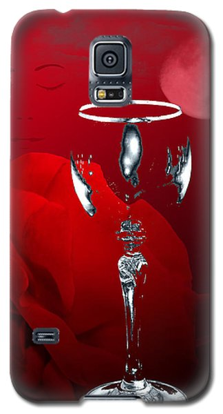 Nights Of Wine And Roses  Galaxy S5 Case