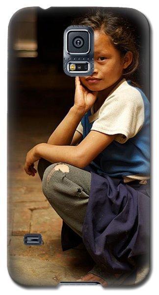 Nine Years Old Galaxy S5 Case by Valerie Rosen