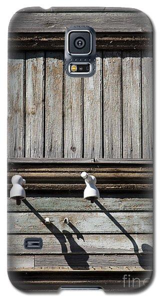 No Electricity Galaxy S5 Case by Agnieszka Kubica