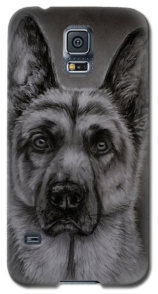 Noble - German Shepherd Dog  Galaxy S5 Case
